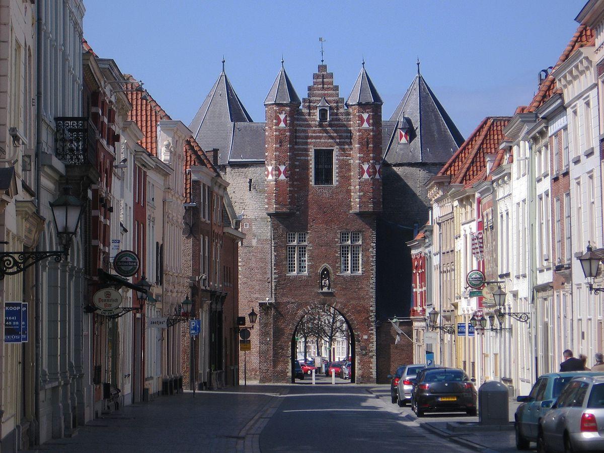 Gevangenpoort Bergen op Zoom